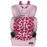 Mother's Choice Pink Giraffe Booster