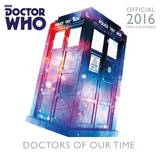 The Official Doctor Who 2016 Mini Calendar