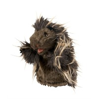 Folkmanis Hand Puppet - Little Porcupine