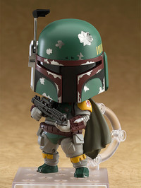 Star Wars: Nendoroid Boba Fett (The Empire Strikes Back) - Articulated Figure