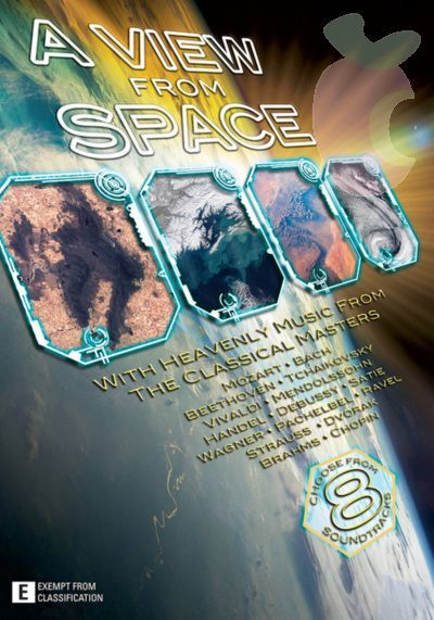 A View From Space on DVD