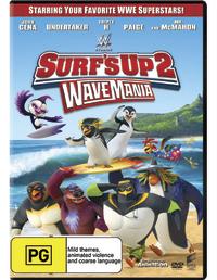 Surf's Up 2: WaveMania DVD