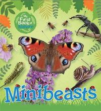 My First Book of Nature: Minibeasts by Victoria Munson image