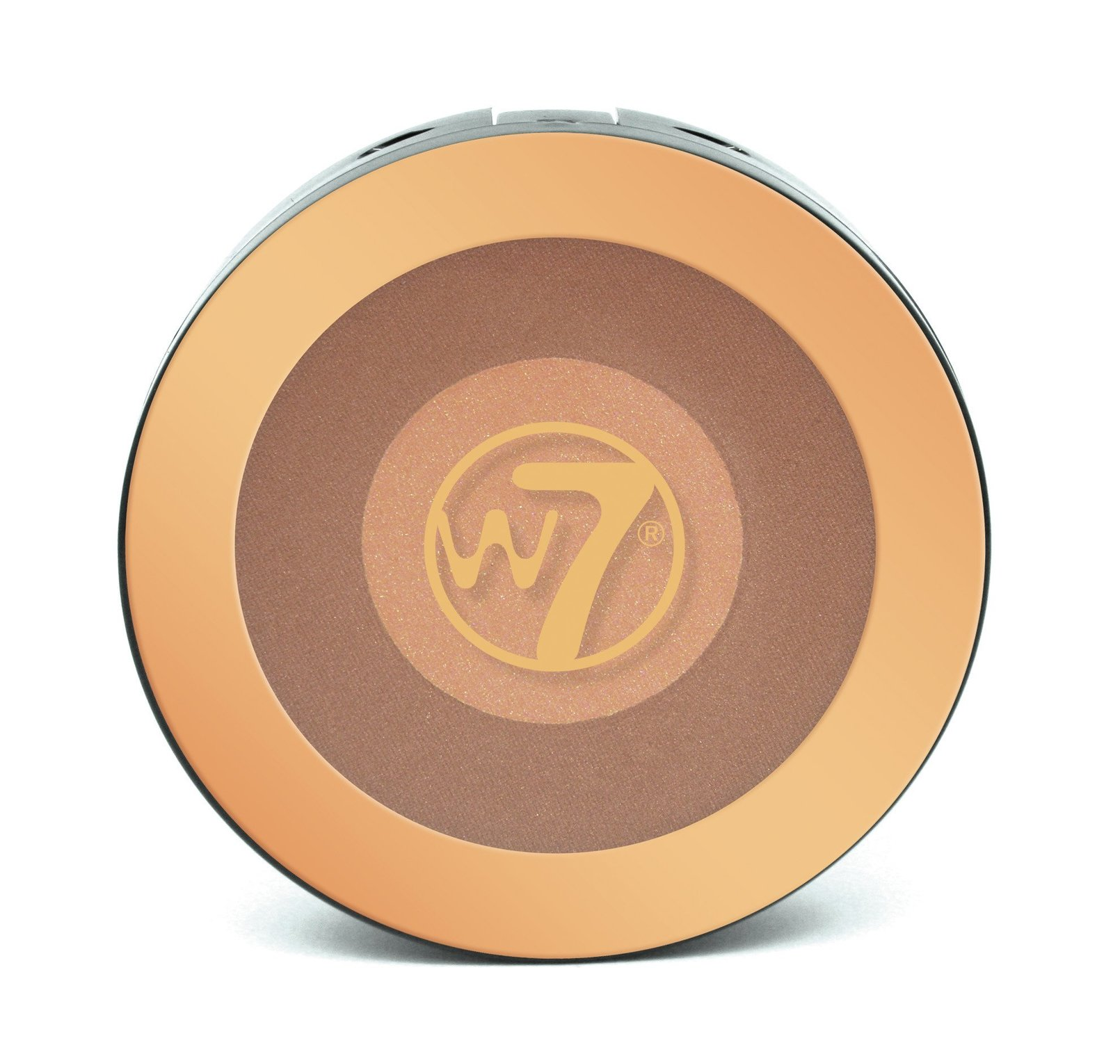 W7 Double Bubble Blush (Sex on the Beach) image