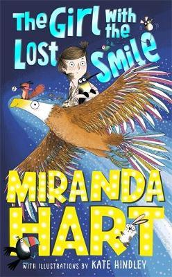 The Girl with the Lost Smile by Miranda Hart