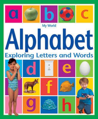 My World: Alphabet by Chez Picthall image