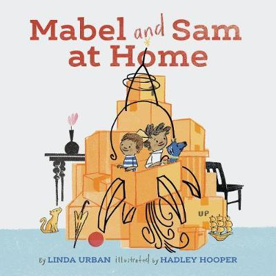 Mabel and Sam at Home by Linda Urban image