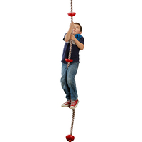 Slackers : Ninja Climbing Rope 8' w/Foot Holds