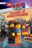 The LEGO Movie 2: Welcome to Apocalypseburg by Kate Howard