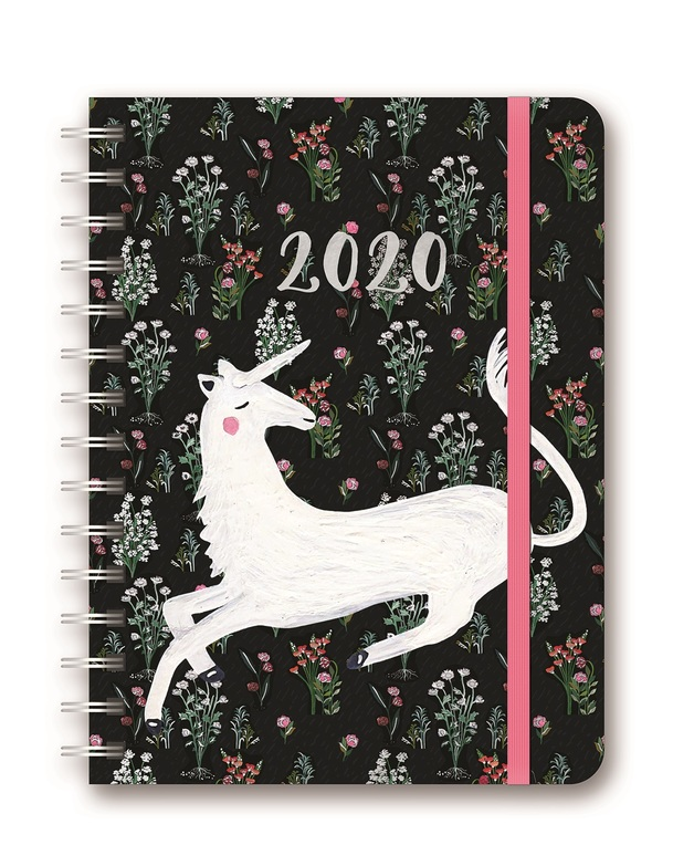 Stay Magical 2020 Deluxe Compact Flexi Planner