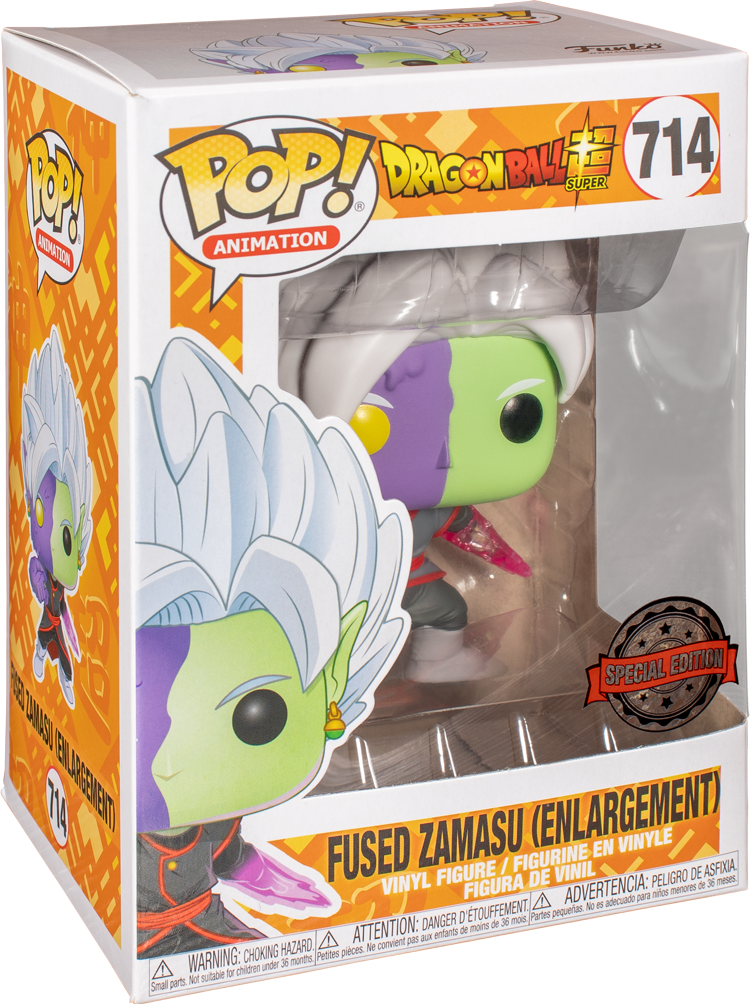 Dragon Ball Super - Fused Zamasu (Enlargement) Pop! Vinyl Figure image