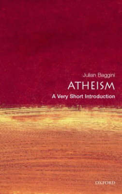 Atheism: A Very Short Introduction by Julian Baggini image