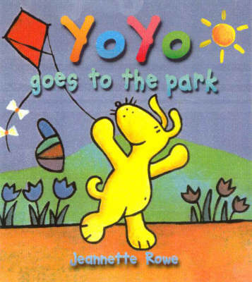 Yo Yo Goes to the Park by Jeanette Rowe image