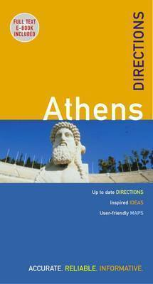 Rough Guide Directions Athens by Nick Edwards