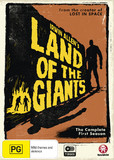 Land of the Giants - The Complete First Season on DVD