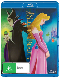 Sleeping Beauty on Blu-ray
