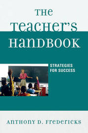 The Teacher's Handbook by Anthony D Fredericks image
