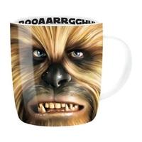 Star Wars - Chewbacca Character Mug