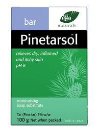 Ego Pinetarsol Bar (100g)