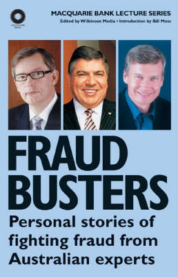 Fraudbusters by Macquarie Bank image