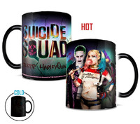 Suicide Squad - Harley & Joker Morphing Mug