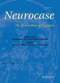 Elucidating the Neural Basis of the Self
