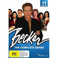 Becker - The Complete Collection on DVD