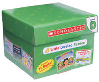 Little Leveled Readers: Level D Box Set: Just the Right Level to Help Young Readers Soar! by Scholastic Inc