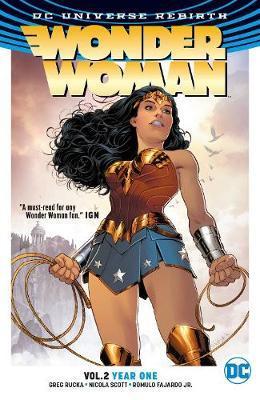 Wonder Woman Vol. 2 Year One (Rebirth) by Greg Rucka