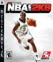 NBA 2K8 for PS3