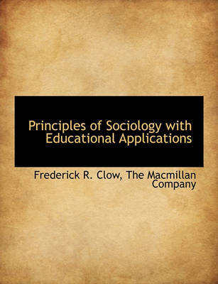 principles of sociology essay Essay on bureaucracy: it's meaning and growth it is dominated by the principle of appointment top 3 essays   sociology november 14.