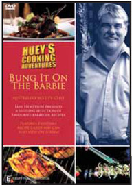 Huey's Cooking Adventures - Bung it on the Barbie on DVD