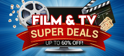 Up to 60% off DVDs & Blu-ray!