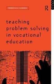 Teaching Problem Solving in Vocational Education by Rebecca Soden image
