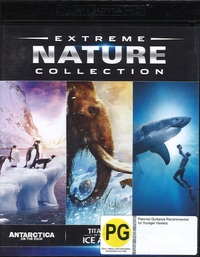 Extreme Nature Collection on UHD Blu-ray