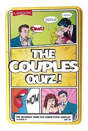 Lagoon: The Couples Quiz - Party Game