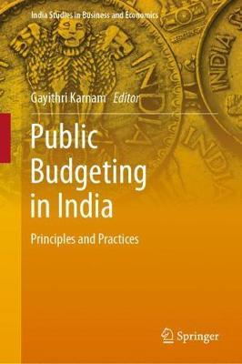 Public Budgeting in India image