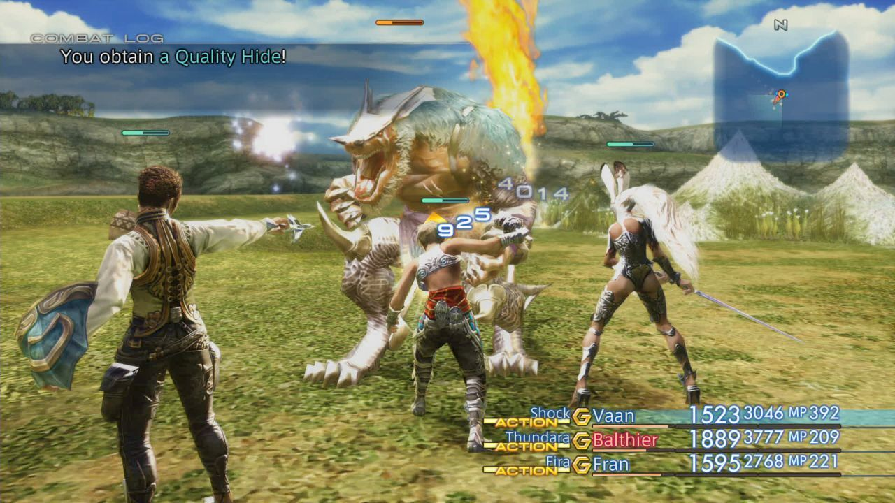Final Fantasy XII: The Zodiac Age for Switch image
