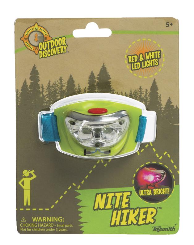 Toysmith: Nite Hiker - Headlamp