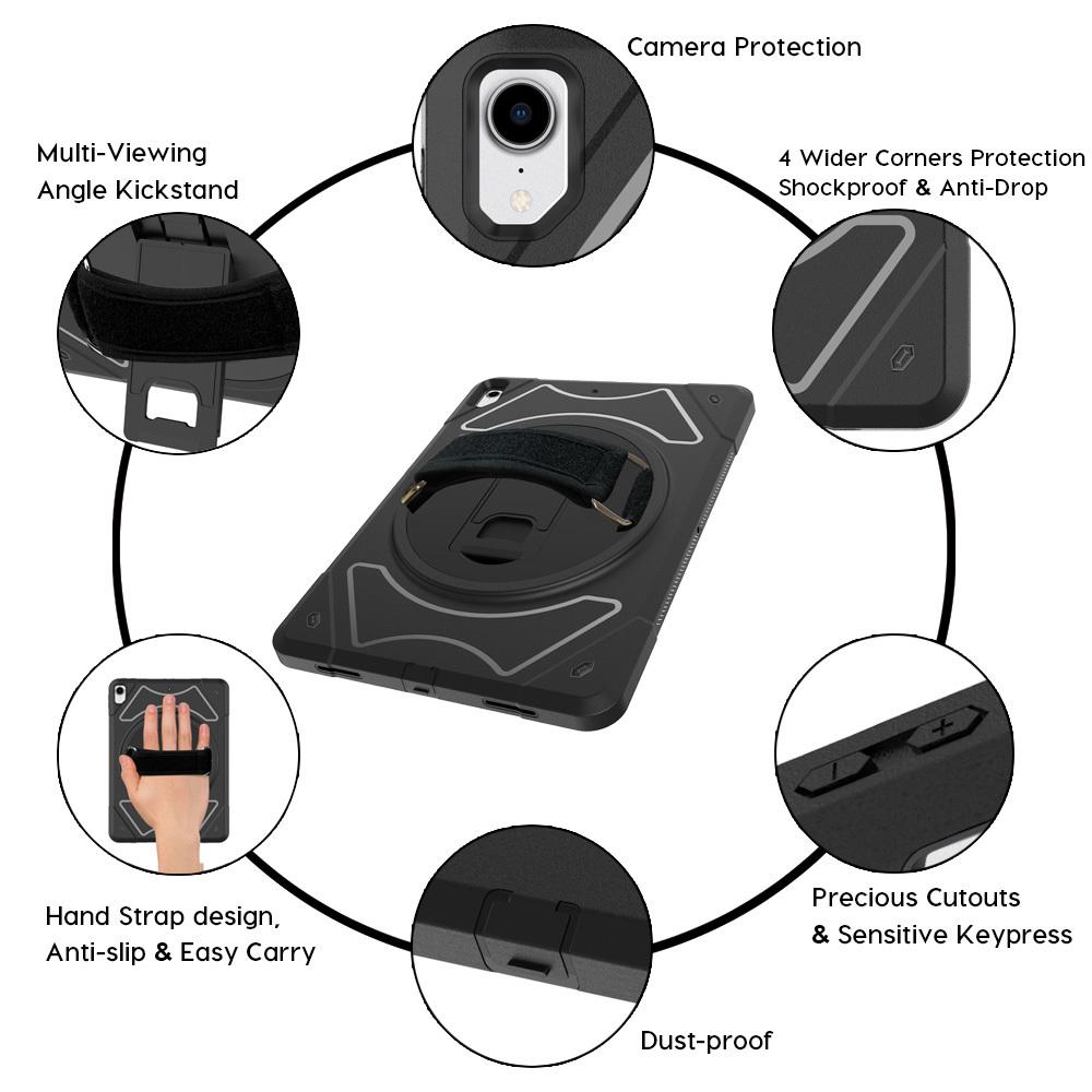 Miesherk: MTL-BD tablet case for iPad Pro 12.9- Black image