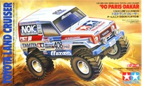 Tamiya 1/32 Mini 4WD Toyota Land Cruiser '90 Paris-Dakar