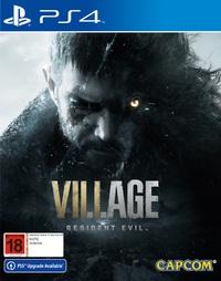 Resident Evil: Village for PS4