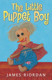 The Little Puppet Boy by James Riordan image