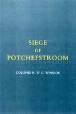Siege of Potchefstroom {first Boer War 1880-81} by R. W. C. Winsloe image