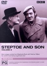 Best Of Steptoe And Son, The - Vol. 2 on DVD