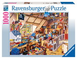 Ravensburger 1000 Piece Jigsaw Puzzle - Grandparents Attic