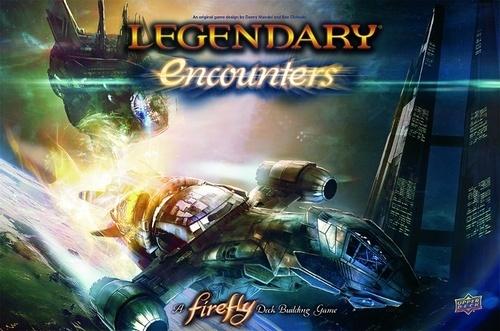Legendary: Firefly - Card Game