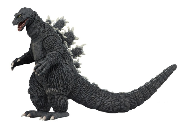 "Godzilla (1962): Head to Tail - 12"" Action Figure"
