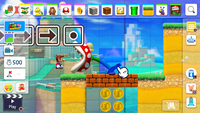 Super Mario Maker 2 for Switch