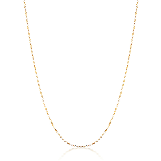 El & Ro: Cherish Cable Chain - Gold